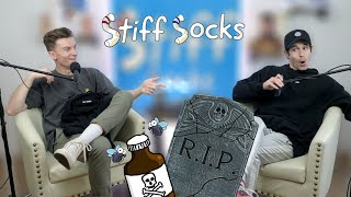 Gambar cover Wait, Trevor Almost Died? | Stiff Socks Podcast Ep. 61