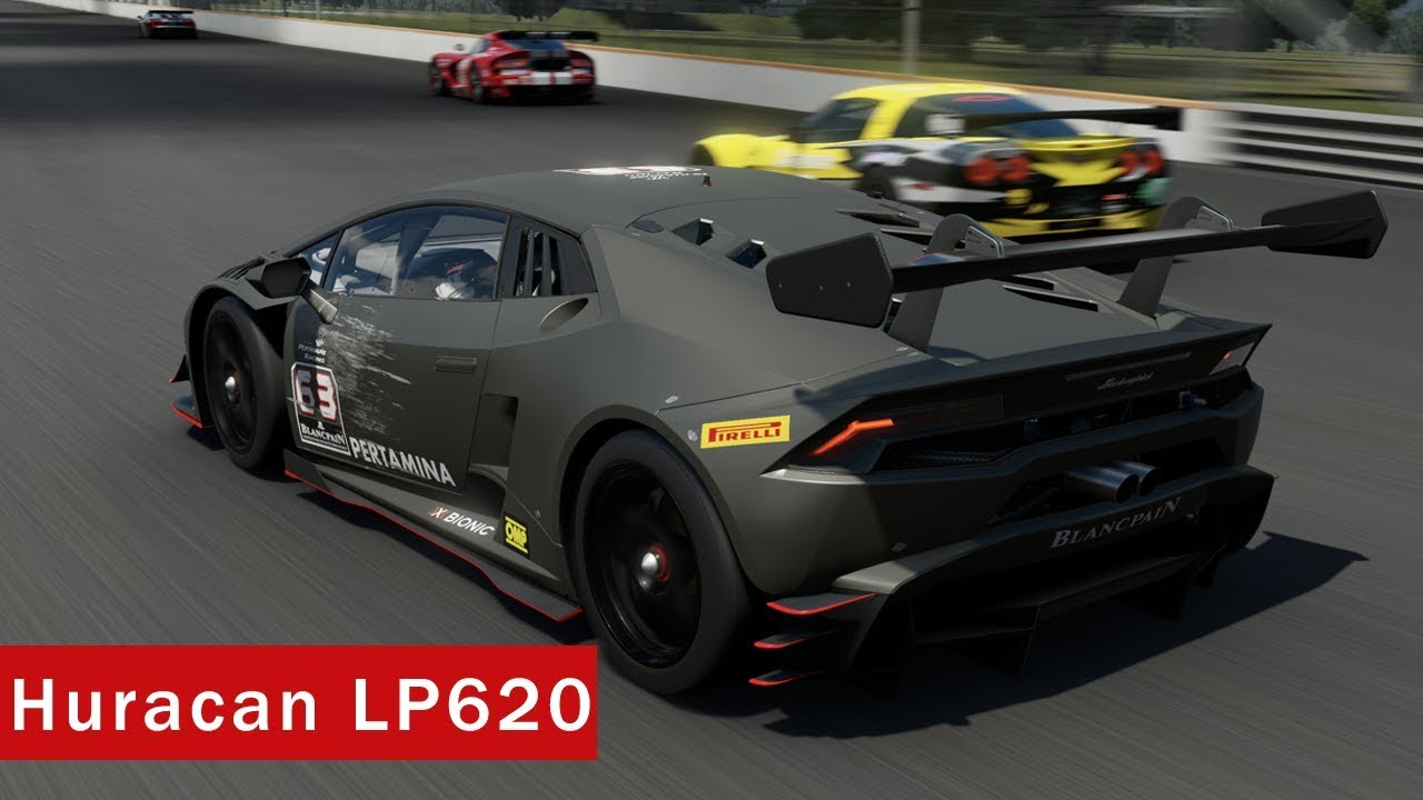 a4f072bcc18 Forza Motorsport 7 - Lamborghini Huracan LP620 | Gameplay 2019 - YouTube