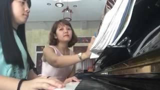 Học piano- Trường nhạc Nguyễn Hạ 0916219972