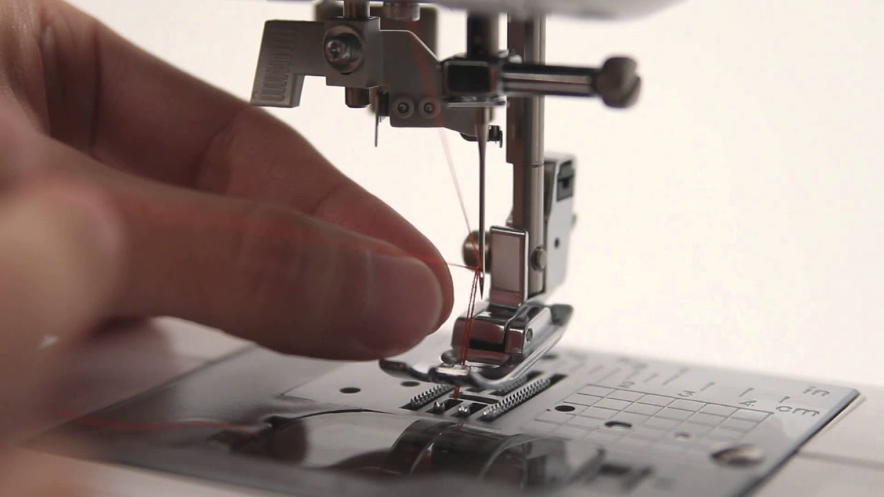 Beginning Sewing Tutorial Brother Xl2600i Youtube