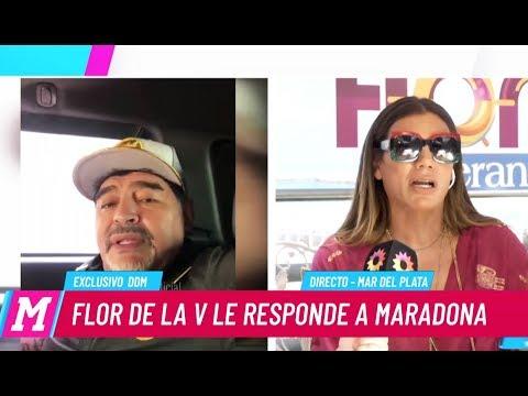 El diario de Mariana - Programa 18/01/19 - A solas con Flor de la V