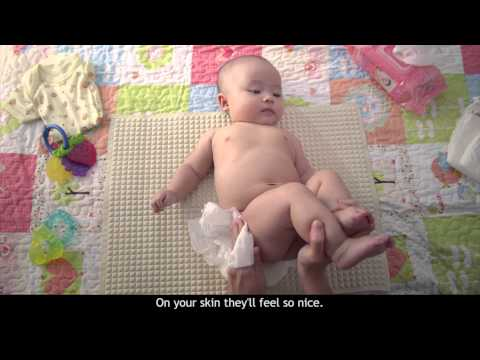 JOHNSON'S® | How to Keep Baby Comfortable Every Diaper Change
