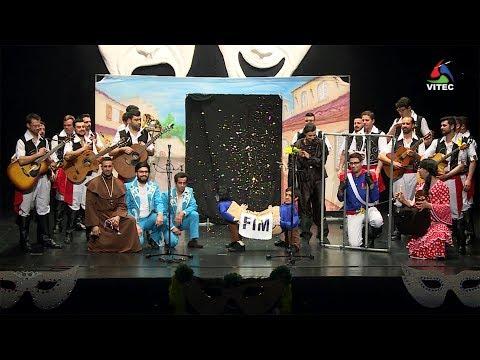 Bailinho dos Rapazes de São Bartolomeu - A lenda do Zorro - Carnaval 2019