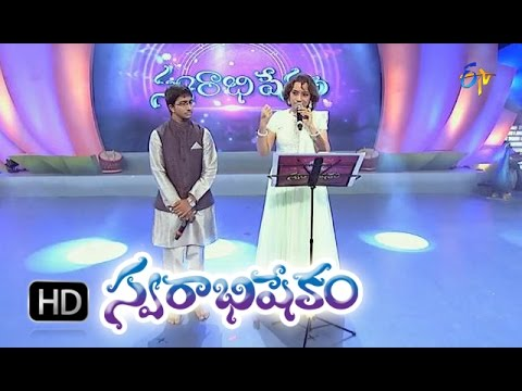 Padavela Radhika song - Kalpana Performance in ETV Swarabhishekam - 18th Oct 2015
