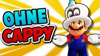Mario Odyssey DURCHSPIELEN ohne Cappy!?