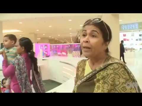 Dolmen Mall Karachi by CNN
