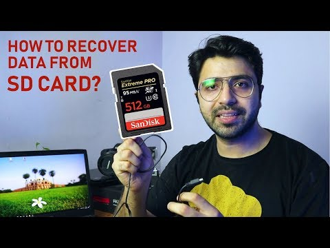 How To Recover Data From SD Card & Precautions