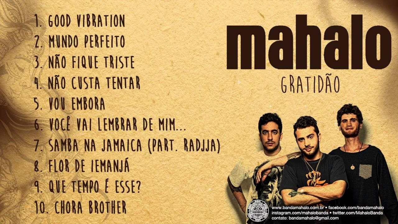 Download Mahalo - Gratidão (2014)   Álbum Completo