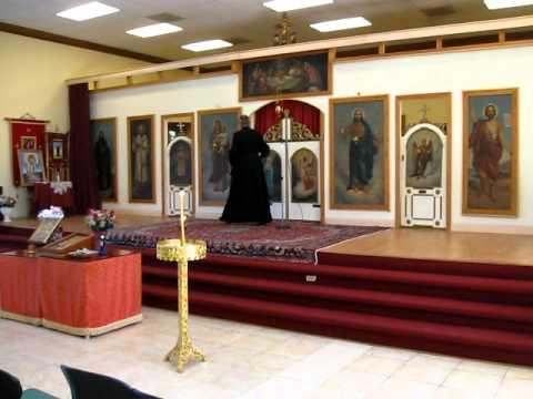 St. Simeon Serbian Ortodox Church in Miami