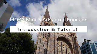 MOZA Mini-S Advanced Function | Introduction & Tutorial