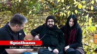 Spielbann im Interview - Teil1 @Musikglut