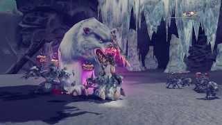 Игра Reborn - мир фентези и  приключений - русский трейлер