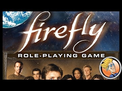 Firefly Role-Playing Game – Gen Con 2015