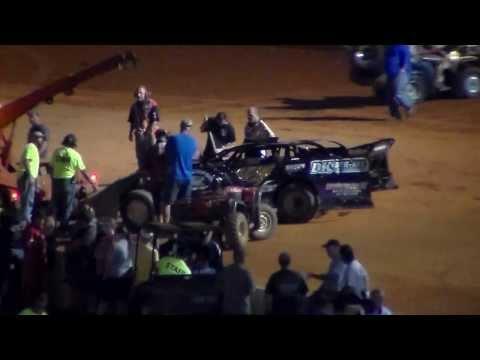Friendship Speedway(CAROLINA CLASH) 9-7-13 part 1of 2