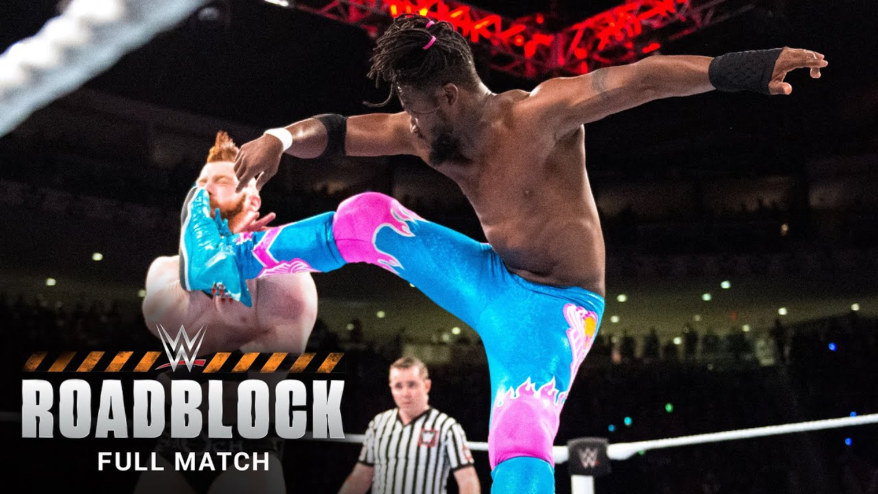 FULL MATCH - The New Day vs. League of Nations – WWE Tag Team Title Match: WWE Roadblock 2016