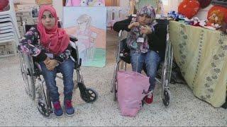 أخبار عربية | إقامة معرض خاص لذوي الإحتياجات الخاصة بمصراتة