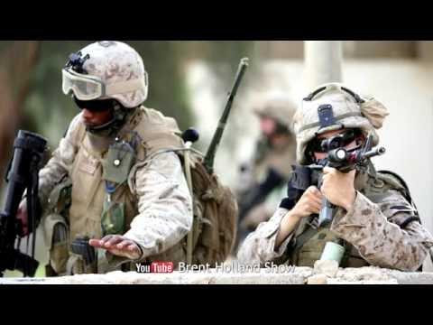 """Ramadi Declassified"" Lt Col Tony Deane (ret'd)  Brent Holland Show"