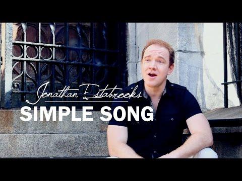 Simple Song from 'Mass' - Bernstein | Jonathan Estabrooks