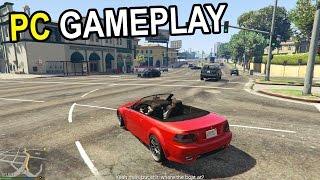 GTA V PC - My First Gameplay! [GTX560 ti]