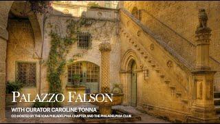 Palazzo Falson With Curator Caroline Tonna
