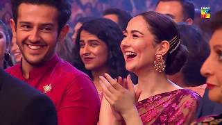 Best Moments | Noman Ejaz | Kashmir 7th HUM Awards | HUM TV
