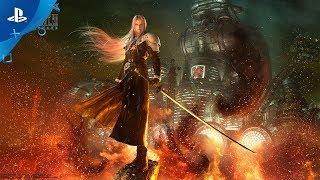 FINAL FANTASY VII REMAKE | Bande-annonce date de sortie | PS4