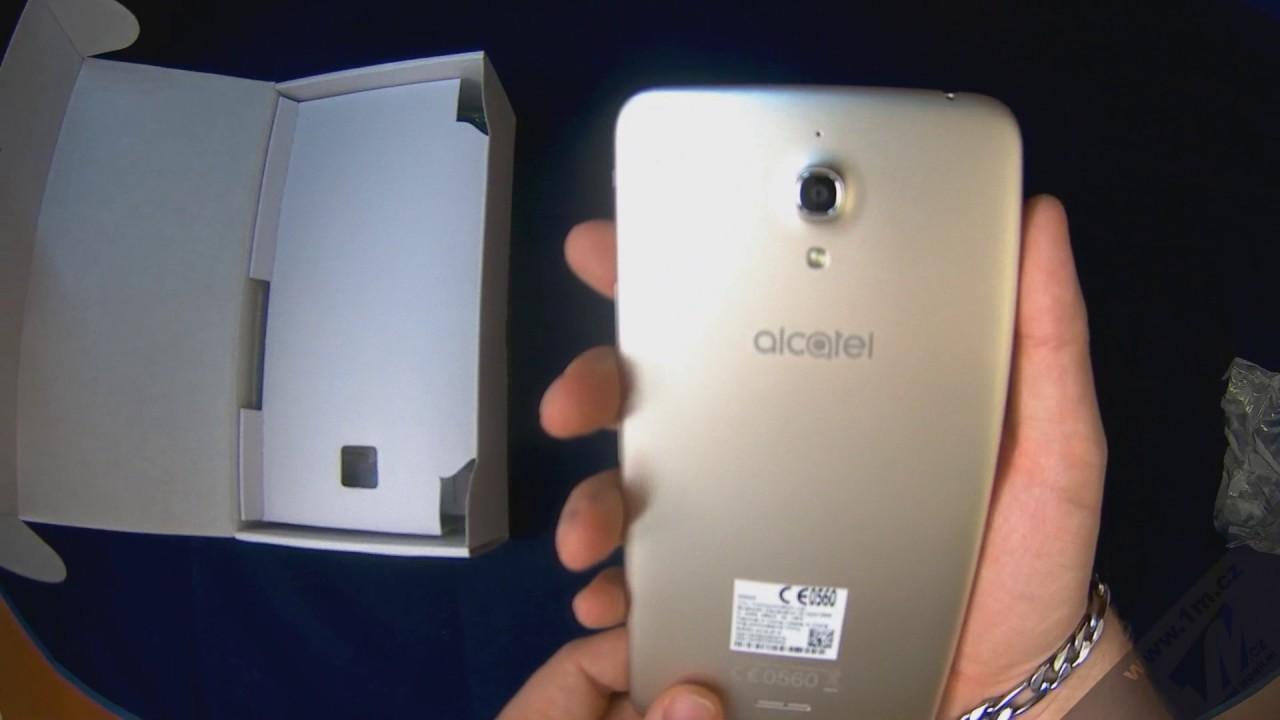 hot sales d141d 2766c Alcatel PIXI 4 (6) 3G 8050D 2017 EDITION - Rozbalení kompletního balení