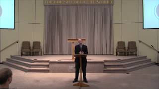 Philip Goad - Financial Matters for Ministry