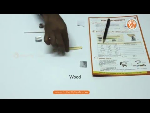 Magnetic & Non magnetic Materials