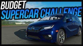 Budget Supercar Challenge | Honda Odyssey