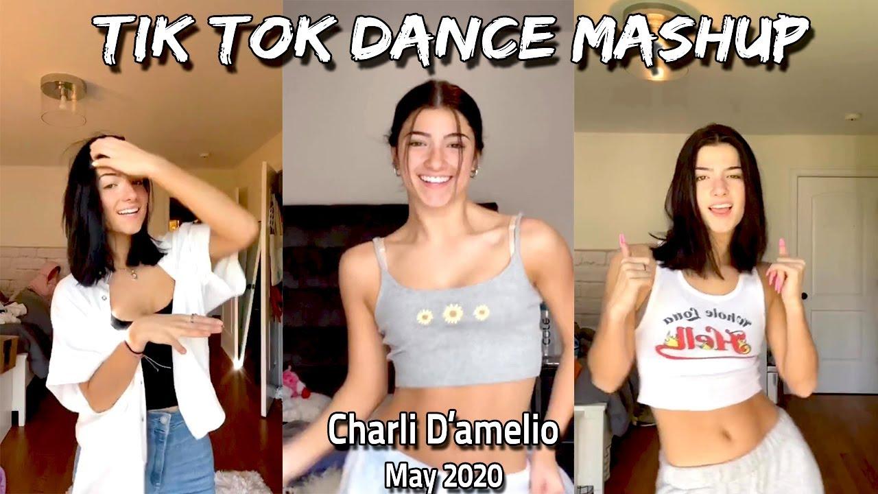 Tiktok Dance Mashup 2020 Ft Charli D Amelio Not Clean Youtube
