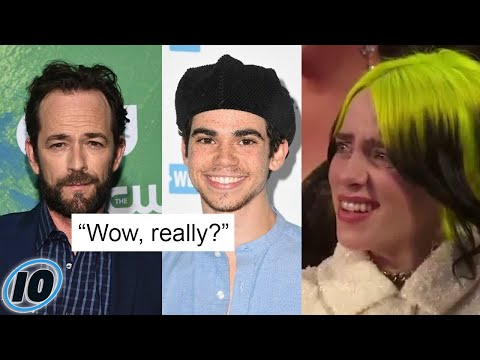 Oscars Left Out Cameron Boyce And Luke Perry In Memorium Segment
