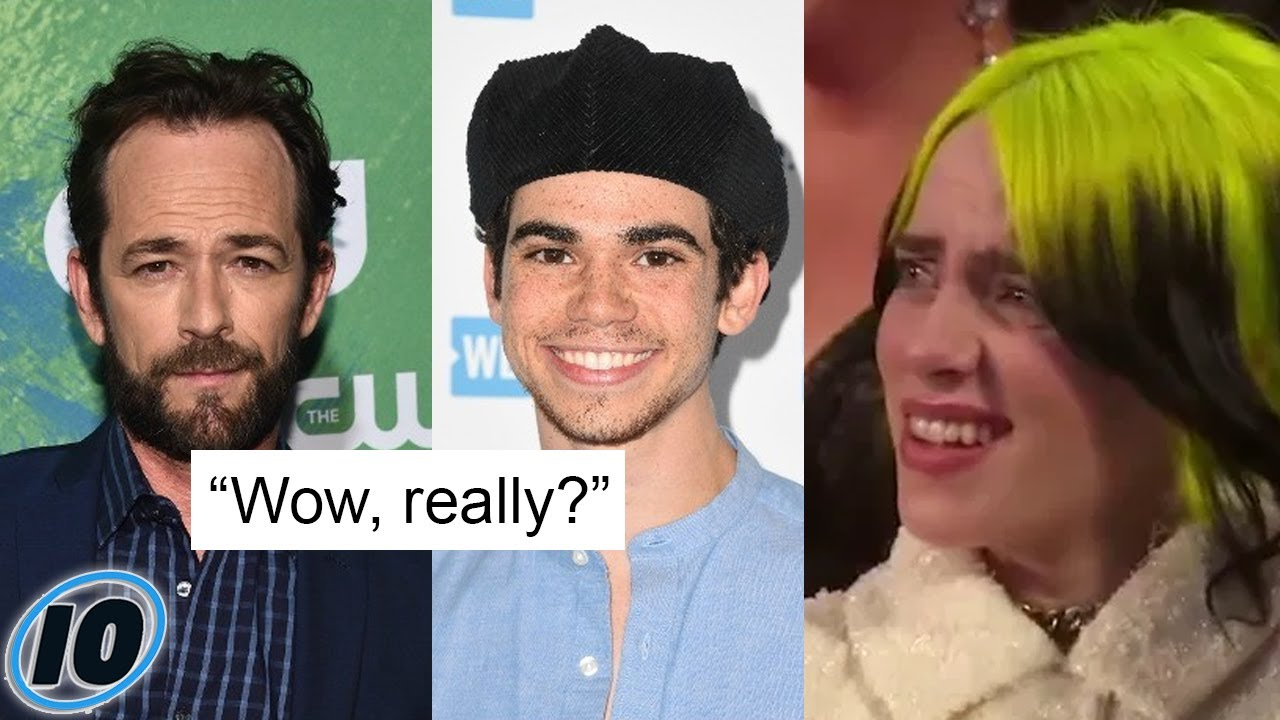 "Luke Perry And Cameron Boyce Were Left Out Of The Oscars ""In ..."