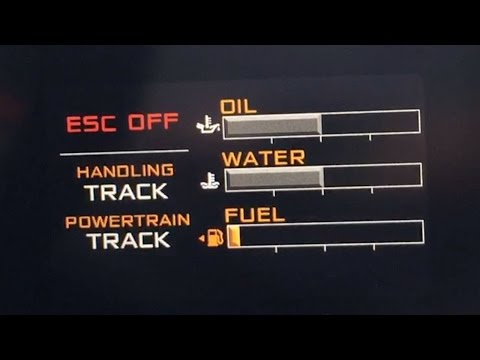 McLaren MP4-12C 650S How to completely disable ESC traction control systems