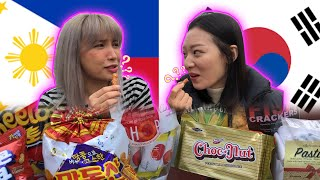 KOREAN & FILIPINO SWAP SNACKS