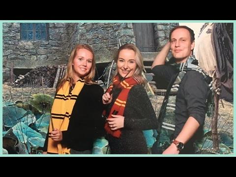 Naar de Harry Potter Expo Premiere! ✦ JILL VLOG #814
