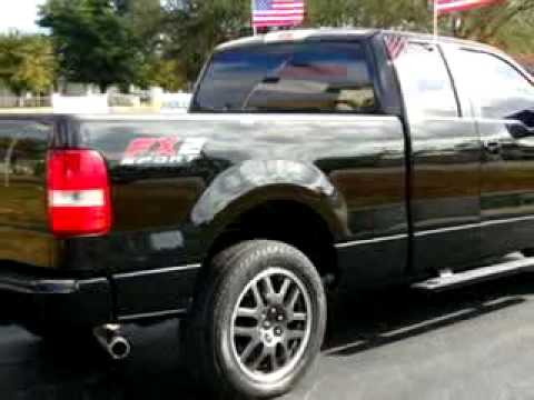 2008 ford f-150 fx2 sport haims motors - youtube