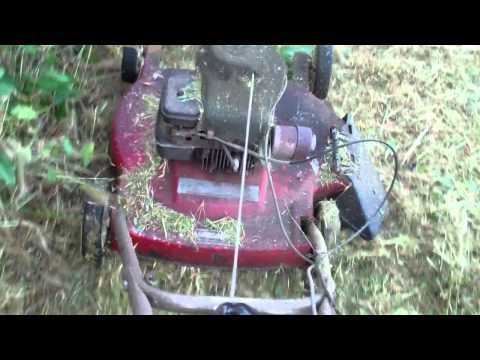 My Homemade Atv Bush Hog Part 1 Doovi