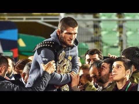 Khabib Nurmagomedov War Is Not a Game UFC Champion