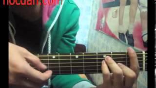 Bài 7   Hướng dẫn chơi bài Yên Bình guitar