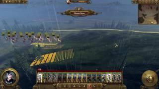 Управление Армией - Школа Total War Warhammer #1
