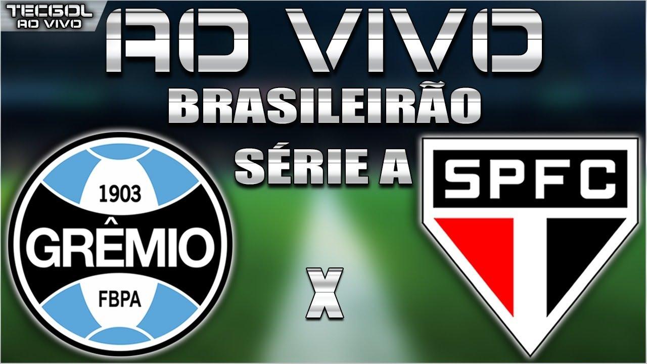 Grêmio 1x2 São Paulo   Brasileirão Série A   36ª Rodada   Narração