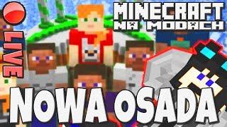 Minecraft na Modach ◾️ NOWA OSADA ◾️ #019 ◾️ PL