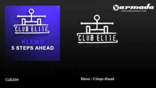 Klems - 5 Steps Ahead (Original Mix) (CLEL034)