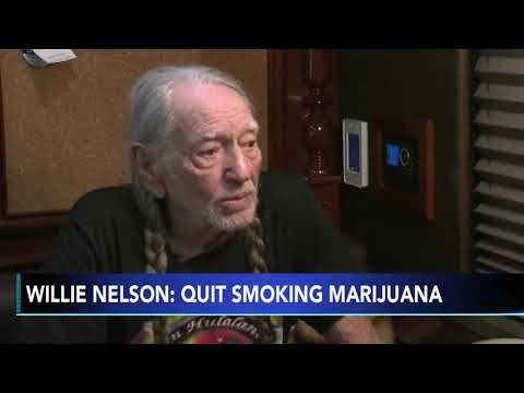 T-Bone - Willie Nelson Has Stopped Smoking Weed-Really