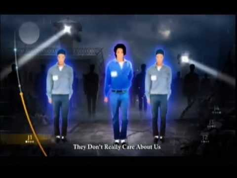 Wii | Bailando 5 | Michael Jackson -They don't care about us