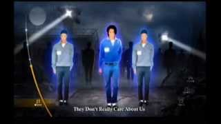 Wii   Bailando 5   Michael Jackson -They don't care about us