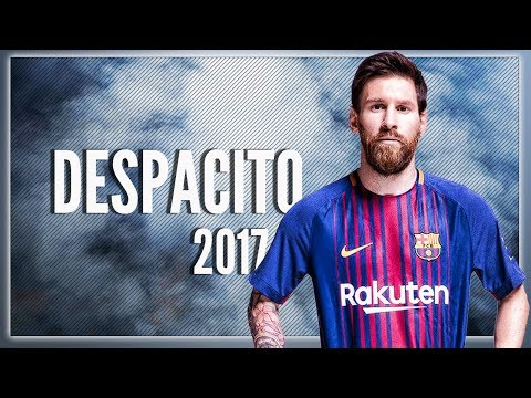 Lionel Messi - DESPACITO • Skills & Goals | 2017 HD