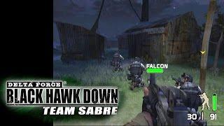 Delta Force: Black Hawk Down - Team Sabre ... (PS2)