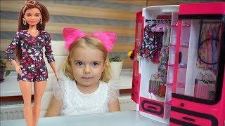 Despachetam Dressing-ul Papusii Barbie | Anabella  Show